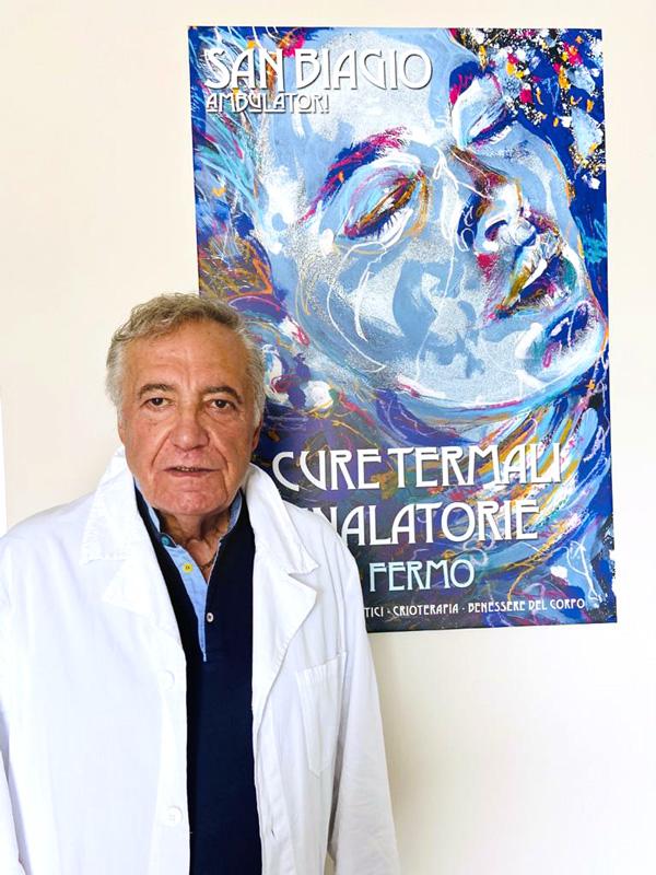 Dott. Achille Maccaferro - Pneumologo a Fermo