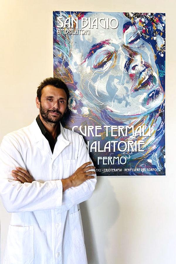 Dott. Marco di Ruscio - Fisoterapista e osteopata a Fermo