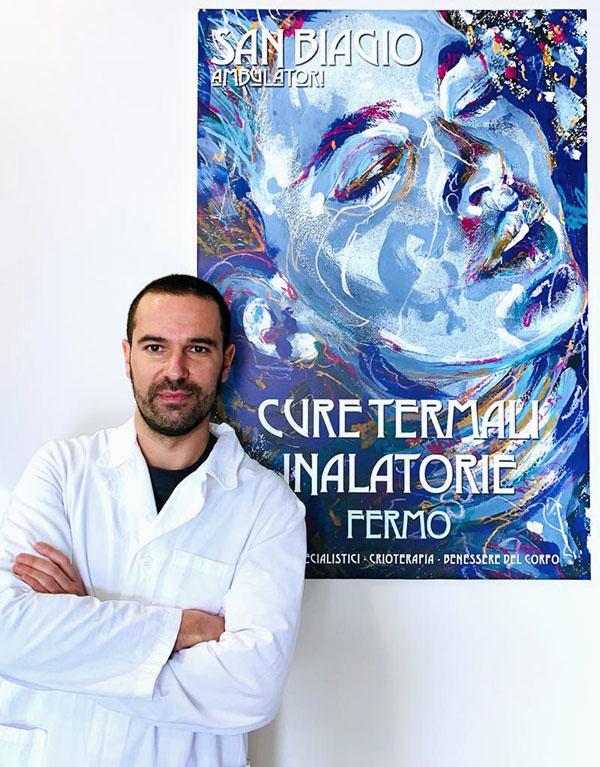 Dott. Damiano Petaccia - Ortopedico e Traumatologo a Fermo